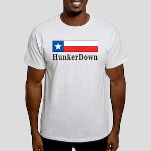 Hunker Down Light T-Shirt