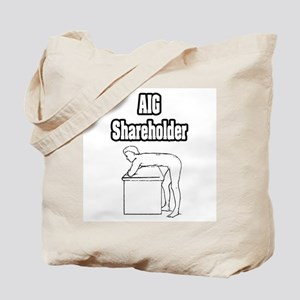 """AIG Shareholder"" Tote Bag"