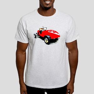 Boat Back Model A - Light T-Shirt