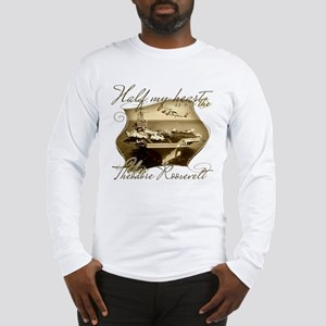 halfmyheartisonhtheroo Long Sleeve T-Shirt