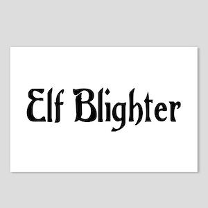 Elf Blighter Postcards (Package of 8)