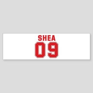 SHEA 09 Bumper Sticker
