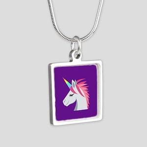 Unicorn Emoji Necklaces