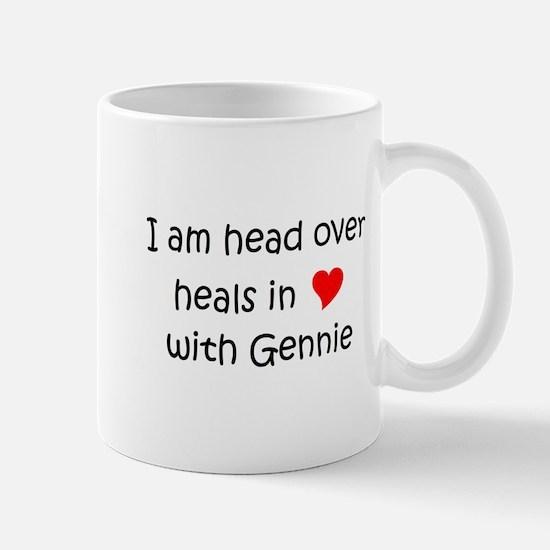 Unique I love gennie Mug