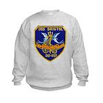 USS BRISTOL Kids Sweatshirt