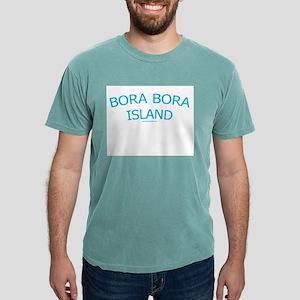 Bora Bora Island - Ash Grey T-Shirt