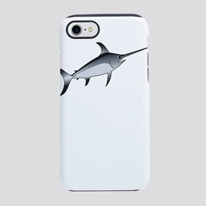 Fish Seas the Day Swordfish iPhone 8/7 Tough Case
