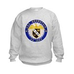 USS BRONSTEIN Kids Sweatshirt
