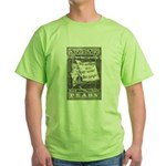 1902 New Years Greeting Green T-Shirt