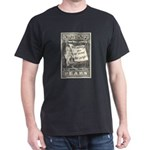 1902 New Years Greeting Dark T-Shirt