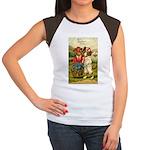 Birthday Wishes Women's Cap Sleeve T-Shirt