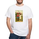 Birthday Wishes White T-Shirt