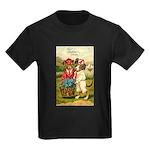 Birthday Wishes Kids Dark T-Shirt