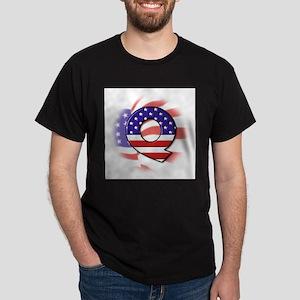 Flag Monogram Q T-Shirt