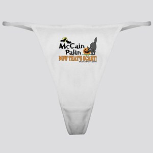 Halloween -For Obama Classic Thong