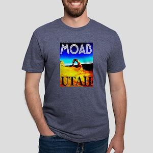 Moab, Utah Ash Grey T-Shirt