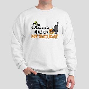 Halloween -For McCain Sweatshirt
