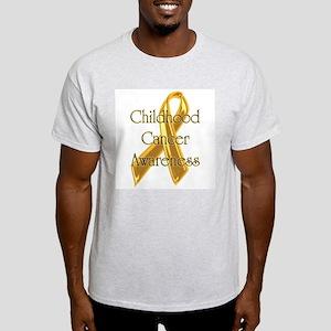 Childhood Cancer Light T-Shirt