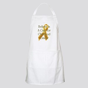 Childhood Cancer BBQ Apron
