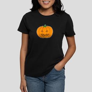 Jack O Lantern Women's Dark T-Shirt