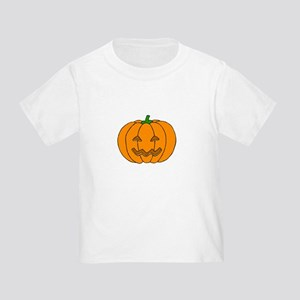 Jack O Lantern Toddler T-Shirt
