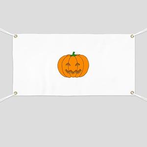 Jack O Lantern Banner