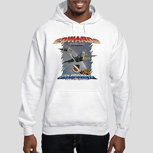Edwards AFB Hooded Sweatshirt