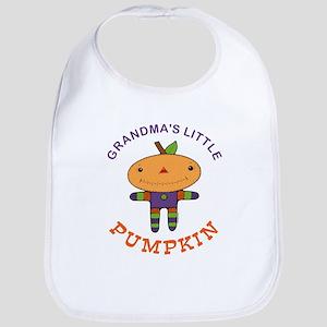 Grandma's Little Pumpkin Bib