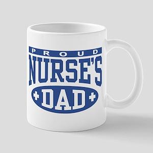 Proud Nurse's Dad Mug