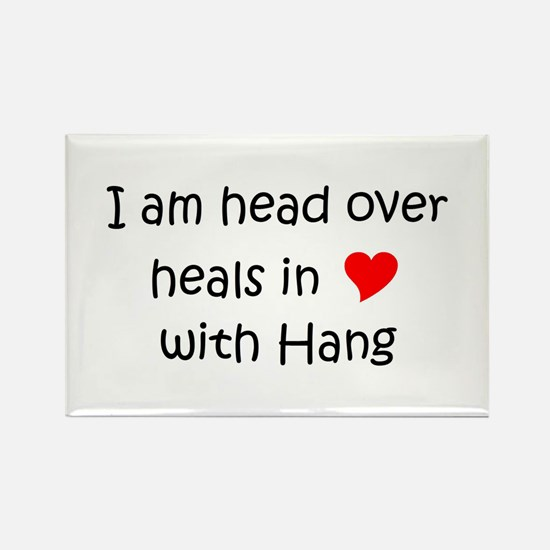 Hang over Rectangle Magnet