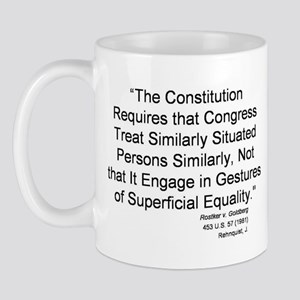 Rostker v. Goldberg Mug
