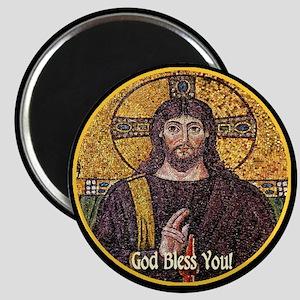 God Bless You! Magnet