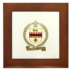 FILLION Family Crest Framed Tile