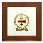 FILLION Family Crest Framed Tile