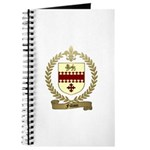 FILLION Family Crest Journal