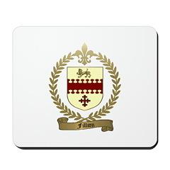 FILLION Family Crest Mousepad