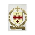 FILLION Family Crest Rectangle Magnet