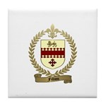 FILLION Family Crest Tile Coaster