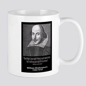William Shakespeare Quote Mug
