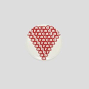 Abracadabra Mini Button