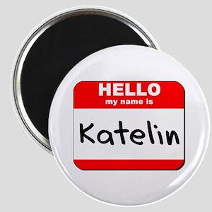 Hello my name is Katelin Magnet