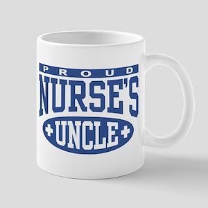 Proud Nurse's Uncle Mug