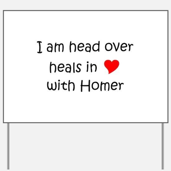 Funny Healing homes Yard Sign