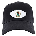 FAUCHER Family Crest Black Cap