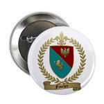 FAUCHER Family Crest Button