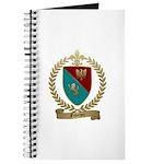 FAUCHER Family Crest Journal