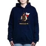 Under The Lone Star Logo Womens Hoodie Sweatshirt