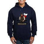 Under The Lone Star Logo Mens Hoodie Sweatshirt