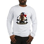 Under The Lone Star Logo Mens Long Sleeve T-Shirt