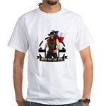 Under The Lone Star Logo Front/back Mens T-Shirt